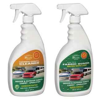 Fabric Cleaner And Guard Combo
