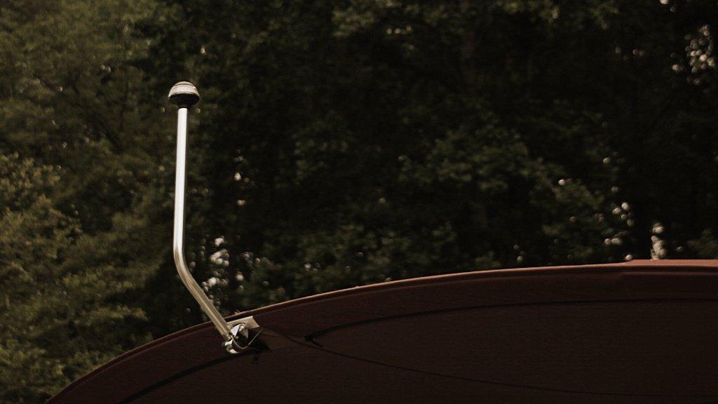 Pontoon Pwr Arm Ii Automatic Pontoon Bimini Tops