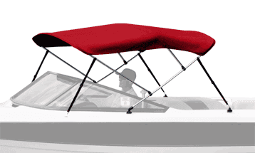 Example of Westland Style Bimini Top