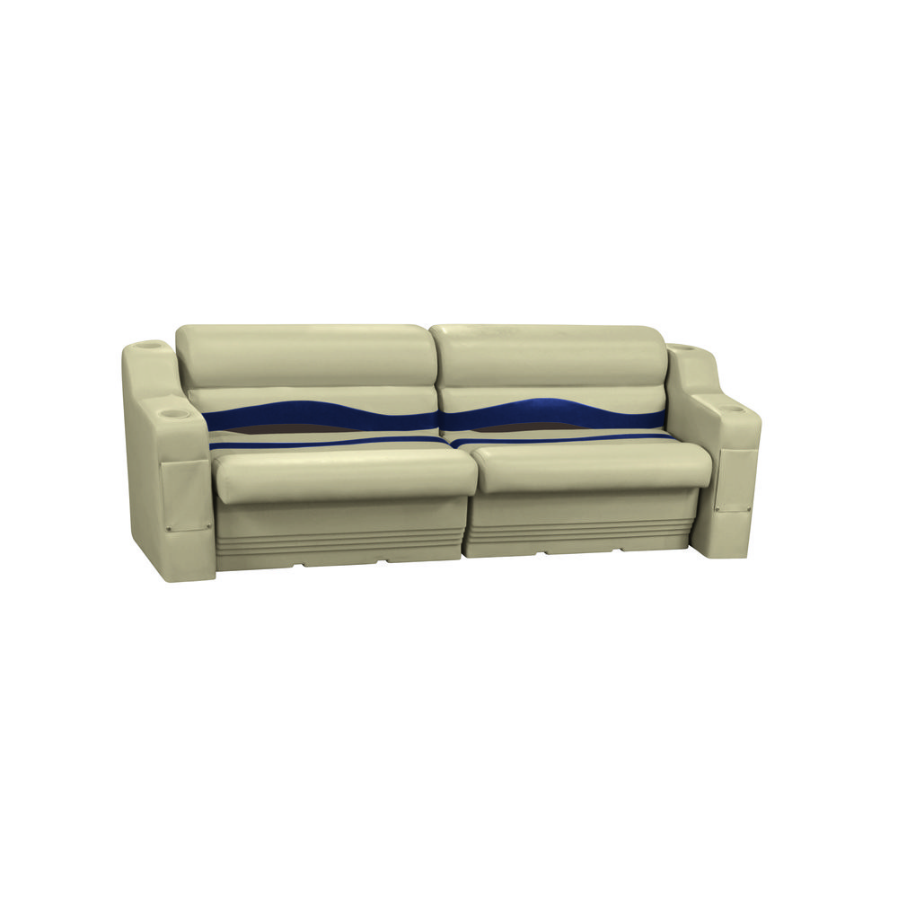 Wise Pontoon Seats Rear Groups Premier 28 Oz Vinyl 87