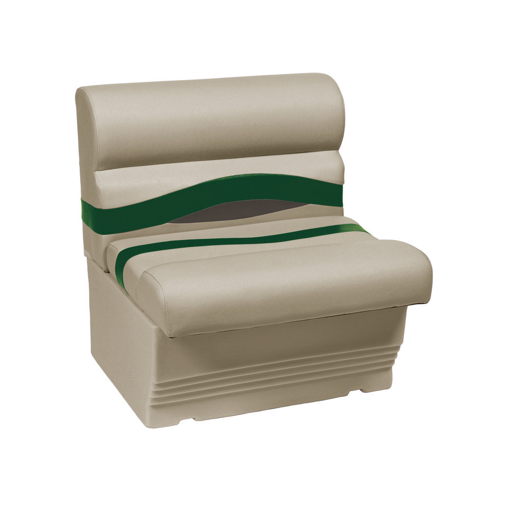 Wise Pontoon Seats Benches Premier 28 Oz Vinyl Bench