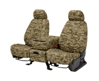 Caltrend Desert Digital Camouflage Seat Covers