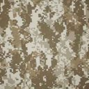 Caltrend Desert Digital Camouflage Pattern material swatch