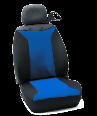 Blue Seat Glove