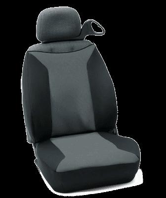 Gray Seat Glove
