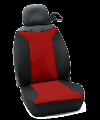 Red Seat Glove