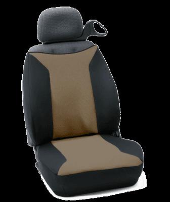 Tan Seat Glove