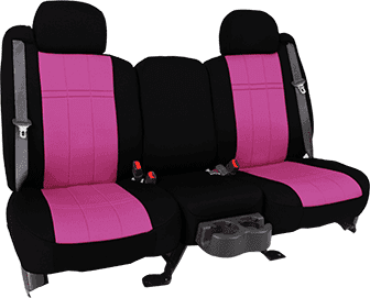 PINK INSERT WITH BLACK TRIM