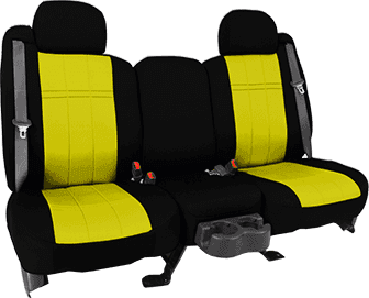 YELLOW INSERT WITH BLACK TRIM
