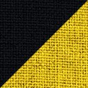 YELLOW INSERT WITH BLACK TRIM material swatch