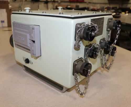 Warfighter Focused Logistics Power Distribution Panel - 15 kw