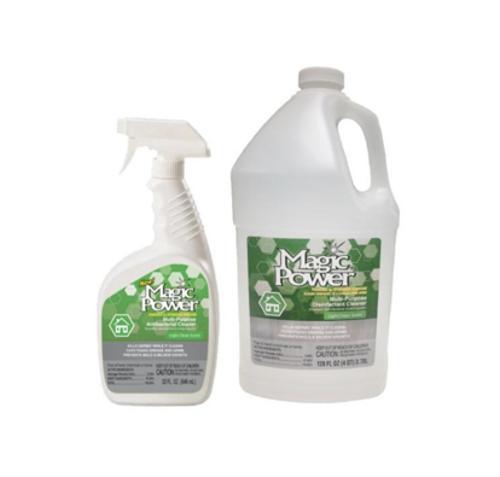 Magic Power Multi-Purpose Anti-Bacterial Disinfectant - 1 Gallon Jug w/ Pump