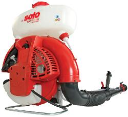 Solo 452 Mist Blower - 2-Stroke 2.9 HP / 3.2 Gallon Tank