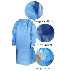 AAMI LEVEL 2 Disposable Surgical Gown - Medium