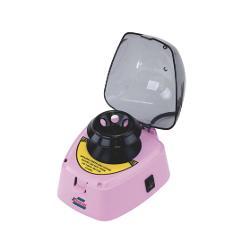 Crystal MLX-104 Mini Centrifuge - Pink
