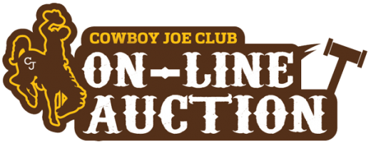 Cowboy Joe Club Online Auction