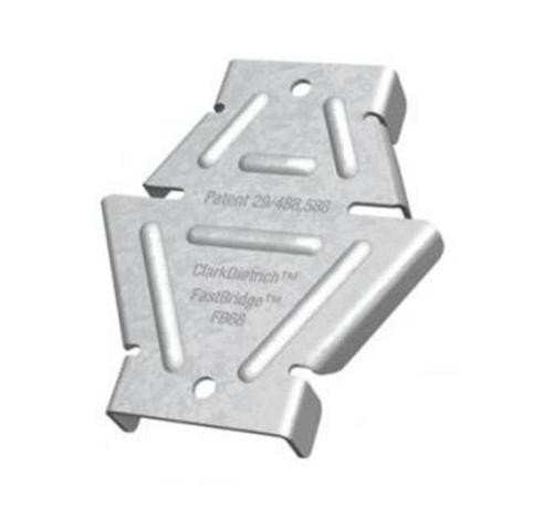 1 1/2 in x 14 Gauge 68 mil ClarkDietrich FastBridge Clips
