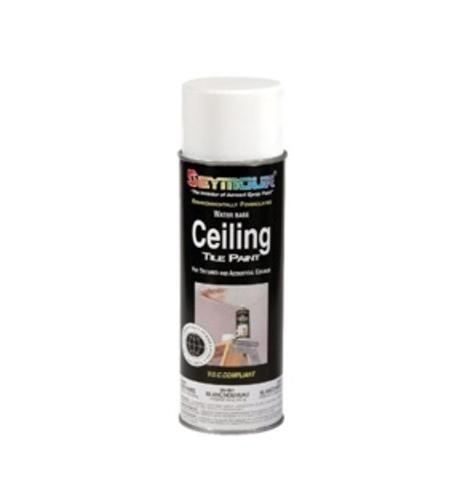 16 oz Seymour Ceiling Tile Paint - New White