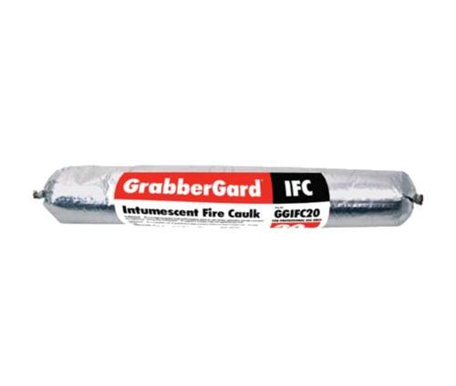 GrabberGard IFC Intumescent Fire Caulk - 20 oz