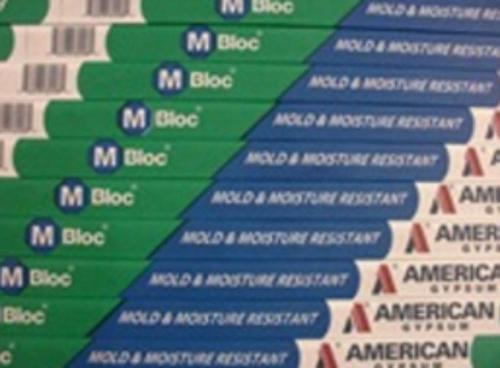 1/2 in x 4 ft x 10 ft American Gypsum M-Bloc Gypsum Panels