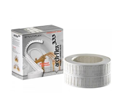 3 3/8 in x 50 ft Strait-Flex Arch-Flex Drywall Tape