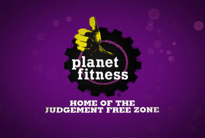 Planet Fitness - Home of the judgement free zone