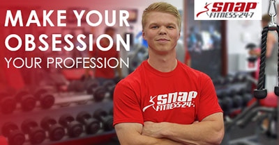 Make your obsession your profession