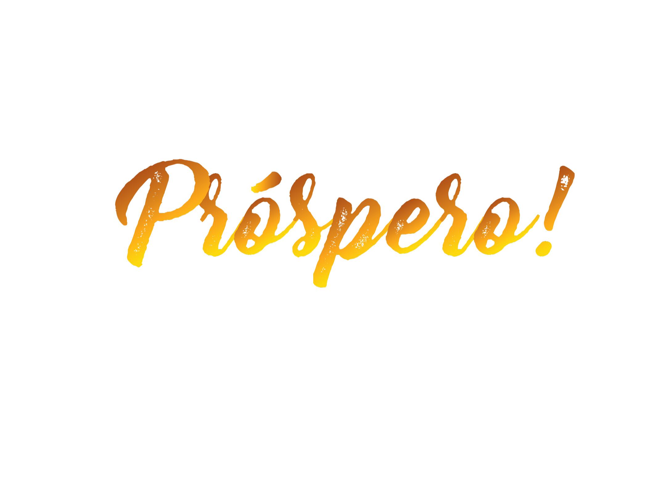 Prospero! Award Logo