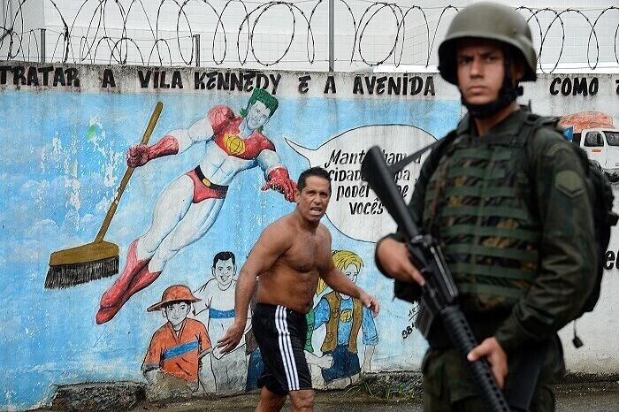 OAB pede explicações sobre fichamento de moradores em comunidades do Rio