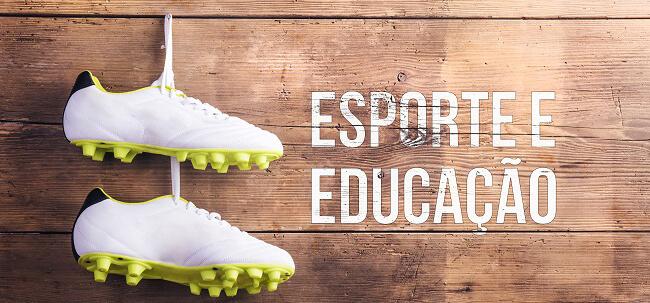 Estudar e praticar exercícios: esporte e educação podem, sim, caminhar juntos