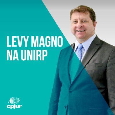 Levy Magno na Unirp