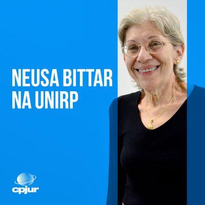 Neusa Bittar na Unirp