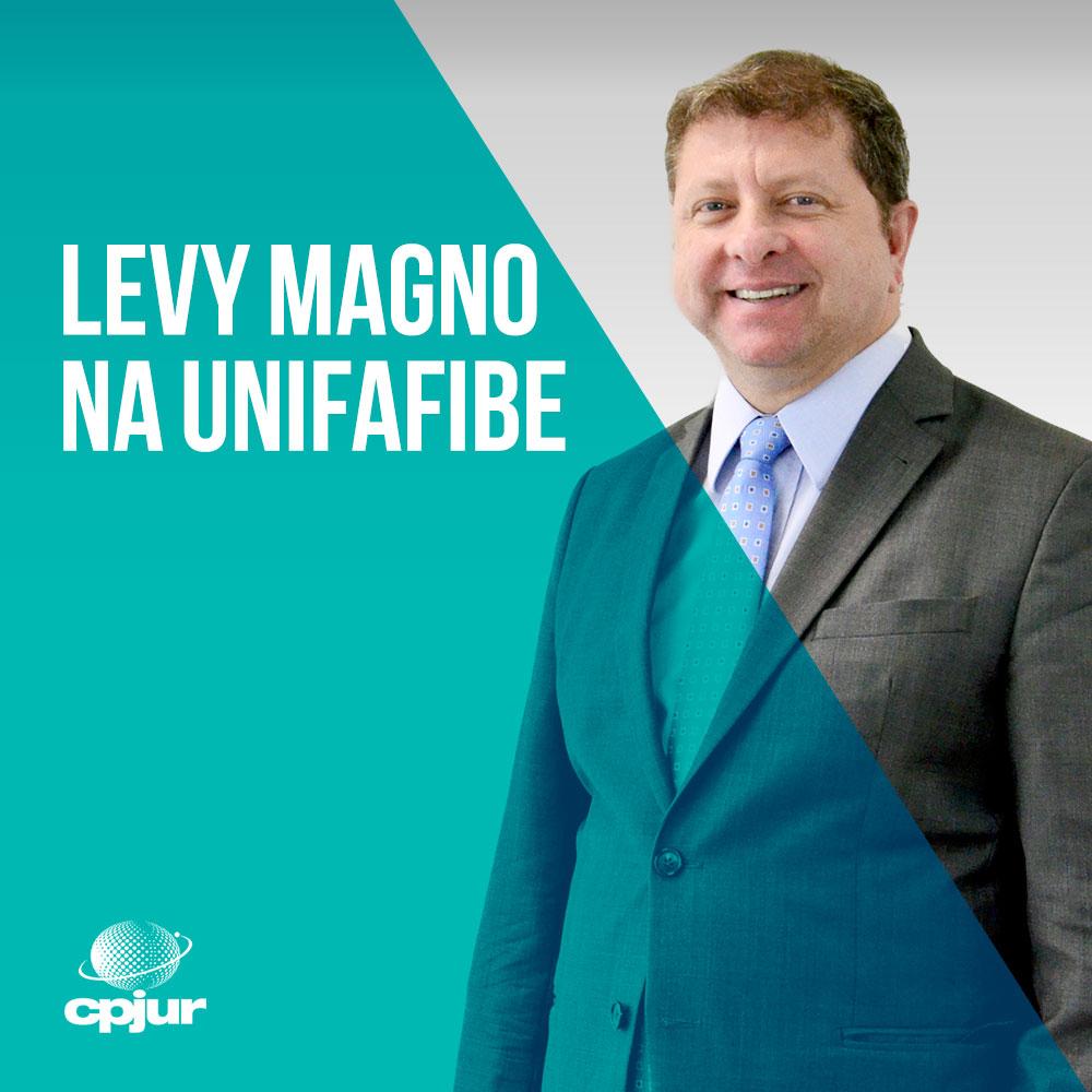 Levy Magno na Unifafibe