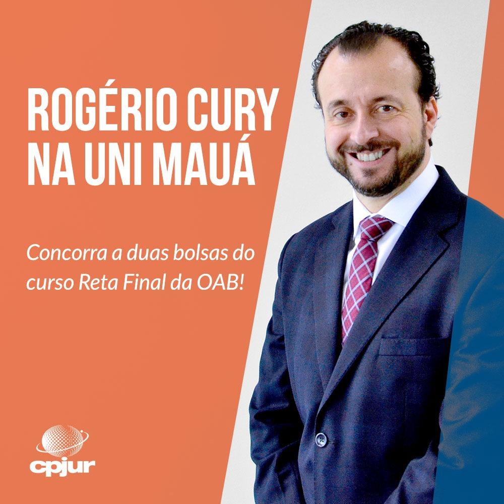 Rogério Cury na UNI MAUÁ