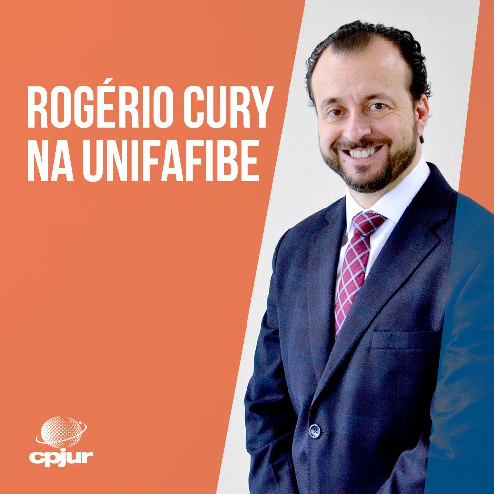 Rogério Cury na Unifafibe