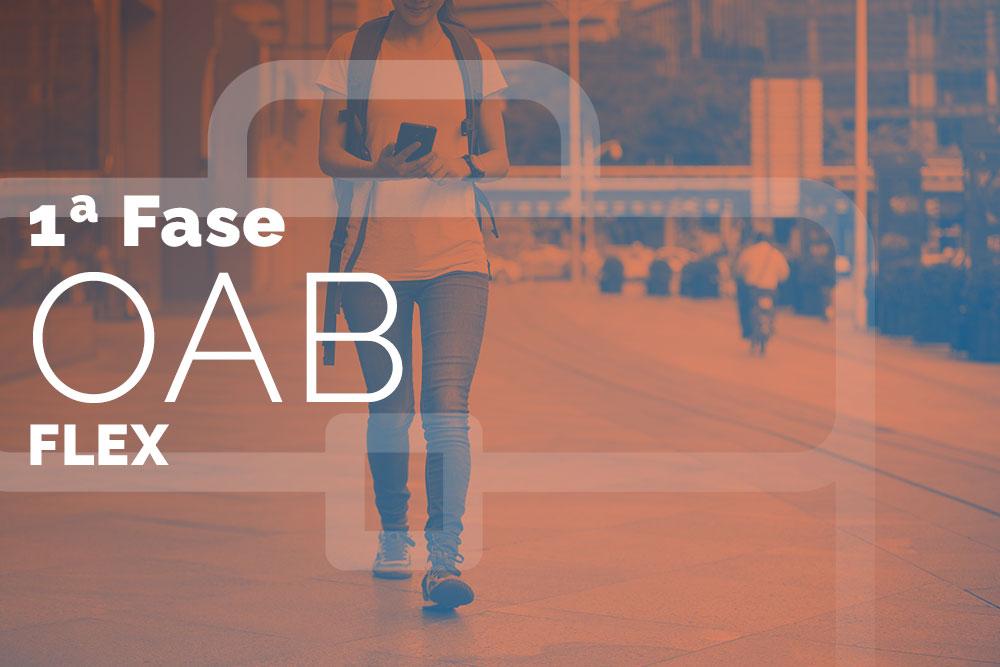OAB 1ª Fase – Flex