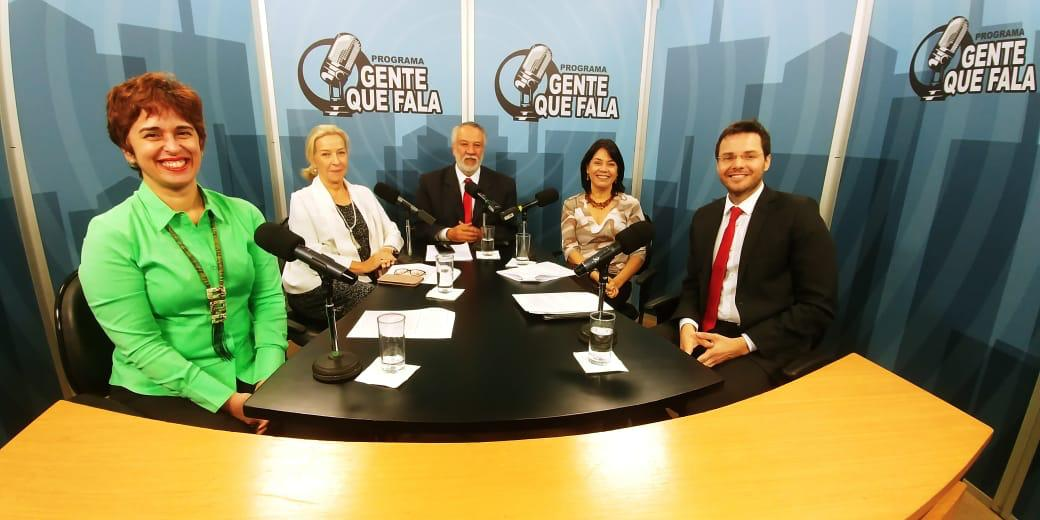 Filipe Venturini participa do programa Gente que Fala