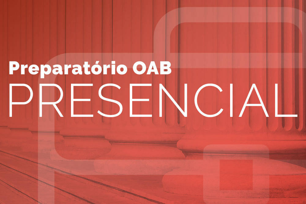 Preparatório OAB Presencial