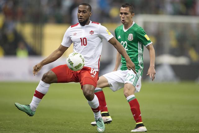 Junior Hoilett. (Canada Soccer)