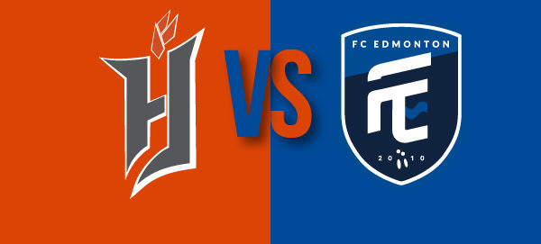 Image result for FC edmonton vs forge FC