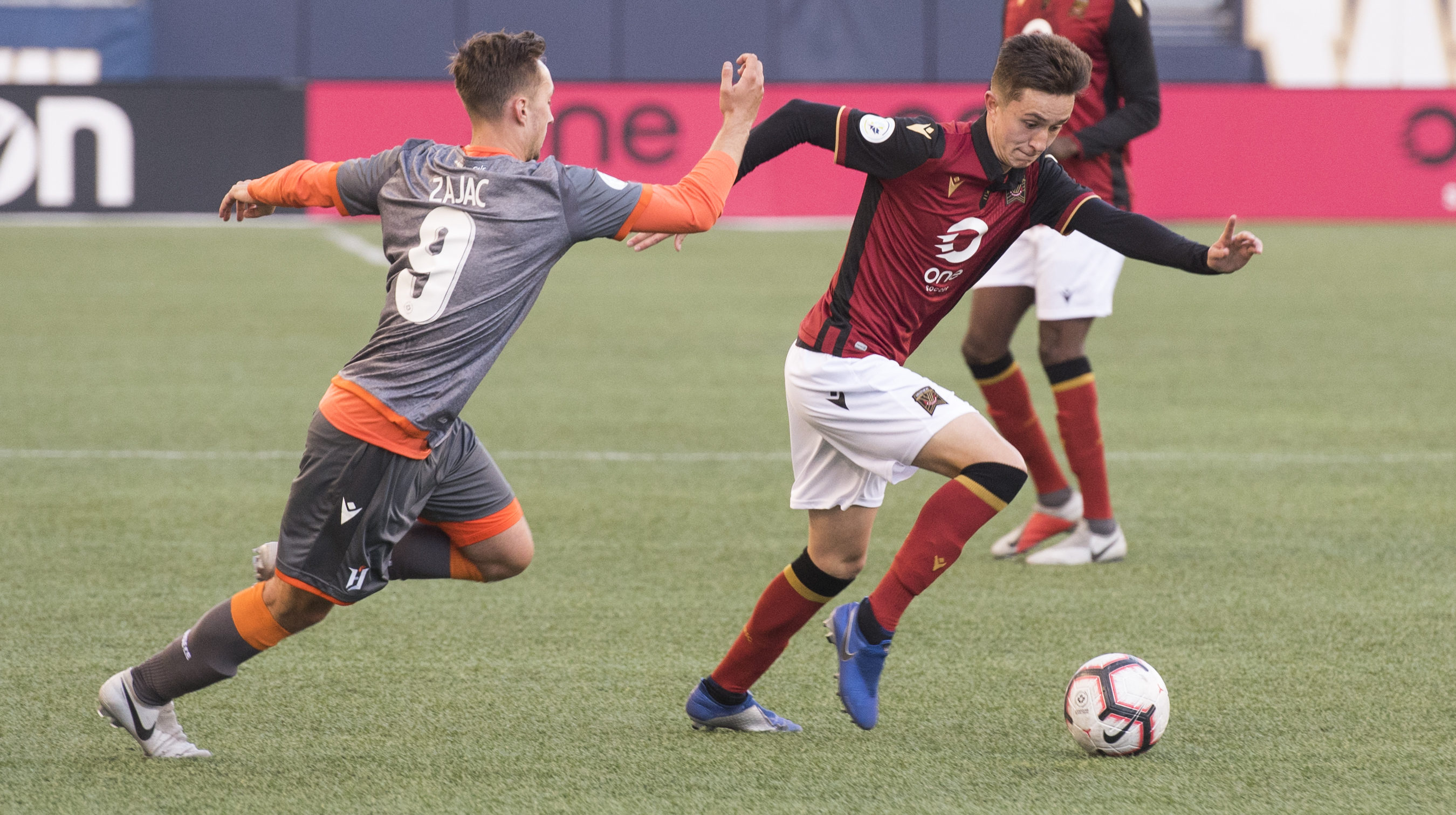Valour FC bring back Garcia & Le Bourhis; release trio of players