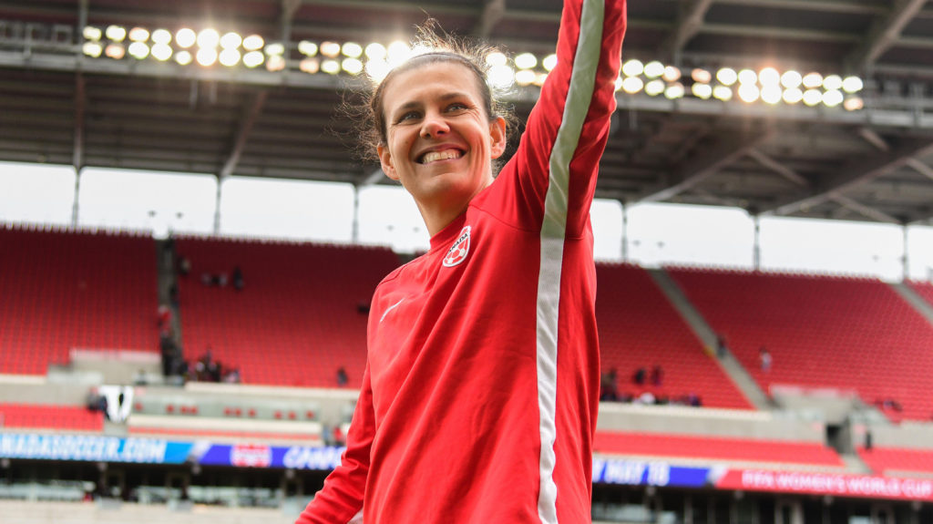 Veterans Matheson, McLeod missing from latest CanWNT roster