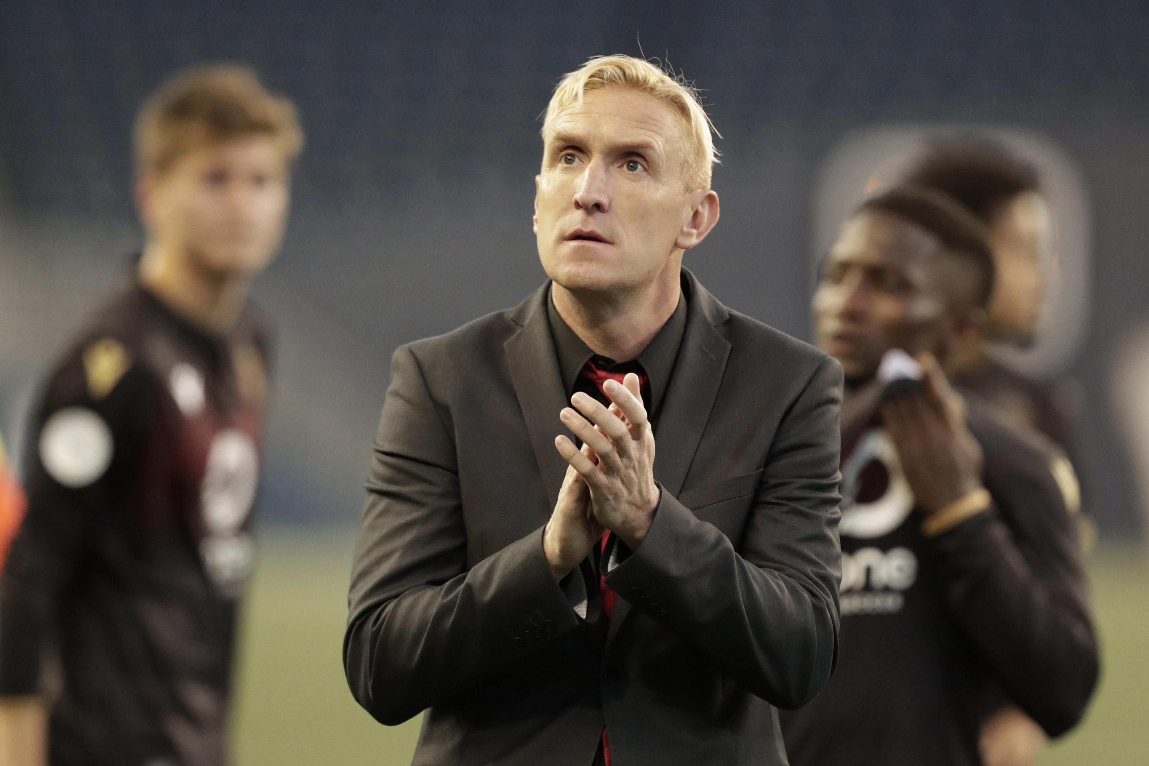 Valour FC coach Rob Gale touts CPL's balanced schedule