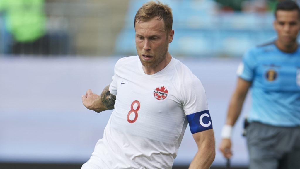 Scott Arfield. (Canada Soccer).