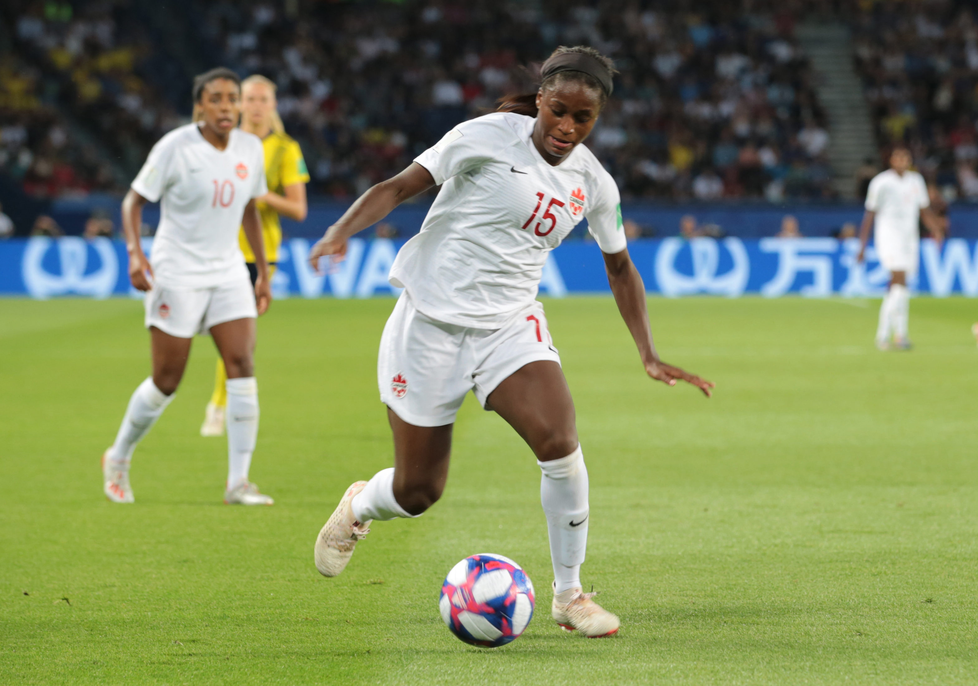 CanWNT at Four Nations in China: A breakdown by the numbers