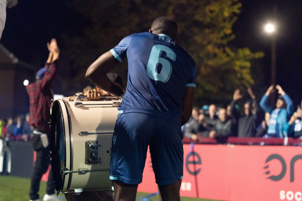 'It was poetic': Wanderers players bid farewell to home fans for 2019 – HFX Wanderers FC