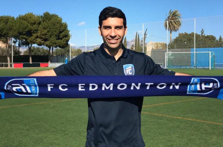 Ramόn Soria (FC Edmonton)