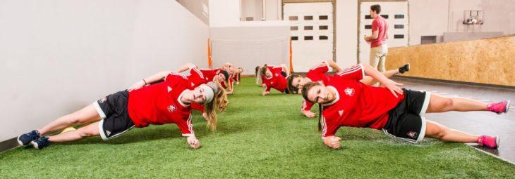 (Photo courtesy The Bridge Advanced Sports Therapy)