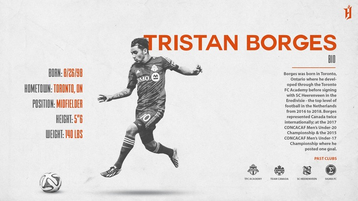 Tristan Borges Stat Graphic Card #3