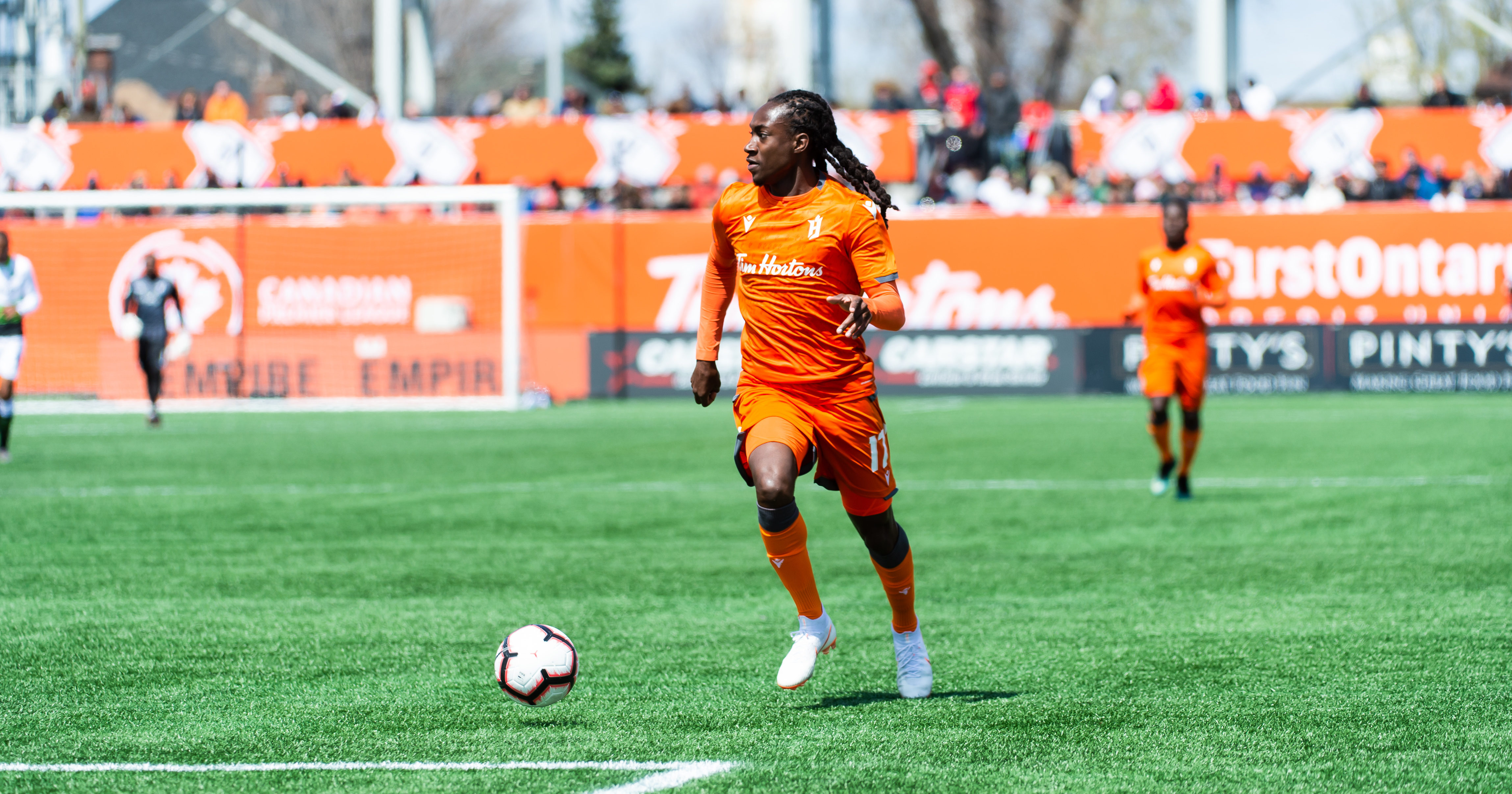 Forge FC draw York9 FC in CPL Inaugural Match – Forge FC